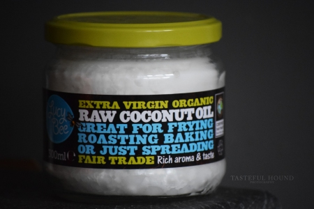 Lucy Bee's Extra Virgin Organic Raw Coconut Oil
